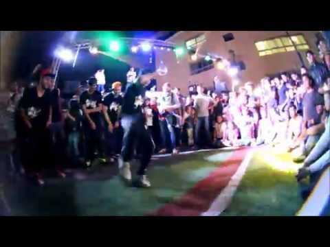 Bronx 2 Cairo 2014 Moments (Finest Bboys in Egypt)
