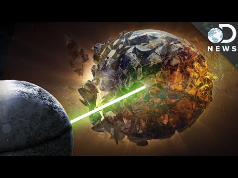 Could The Death Star REALLY Destroy A Planet?