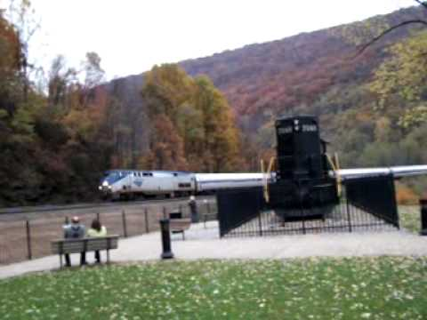 Pennsylvanian Train 43 Does Horseshoe