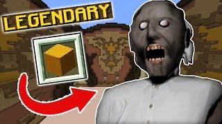 GRANNY HORROR! (Minecraft Build Battle)