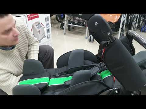 Кресло-коляска Patron Tom 5 Streeter
