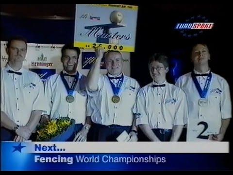 1998 Golden Bowling Ball Brunswick Tour masters Final (GERMANY)