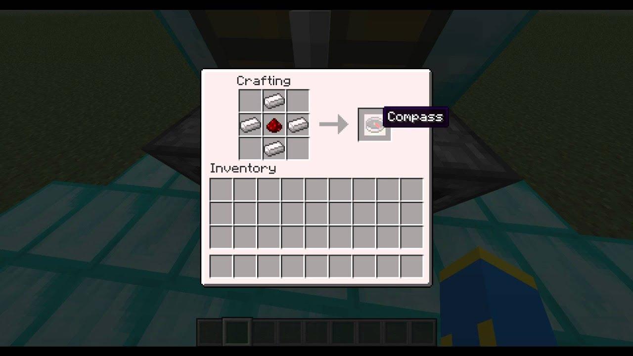 Minecraft Kompass Einstellen