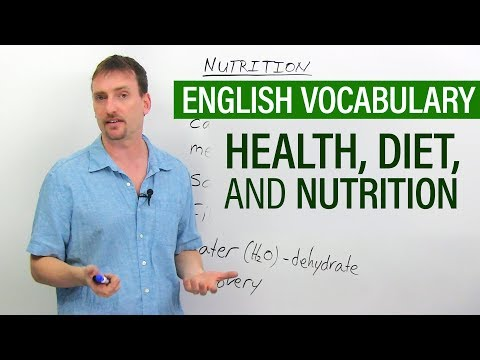 Improve Your English Vocabulary: Diet, Health, and Nutrition thumbnail