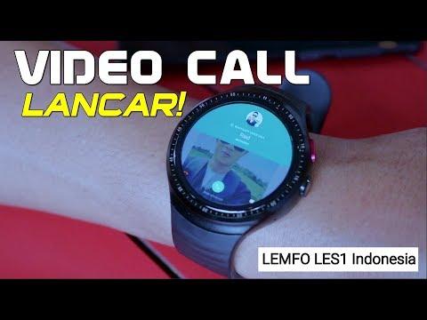 Smartwatch TERLALU Canggih? LEMFO LES1 Indonesia Unboxing Dan Review