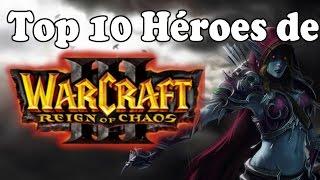 Top 10: mejores pers๐najes de Warcraft 3