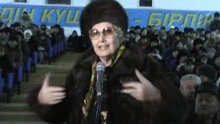 Депутаты Мажилиса встретились с жителями Жанаозеня