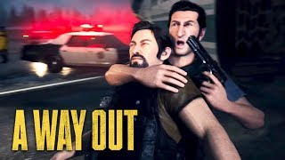 SADDEST ENDING EVER!! (A Way Out Ending)
