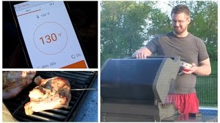 Grill Right Bluetooth BBQ Thermometer Review