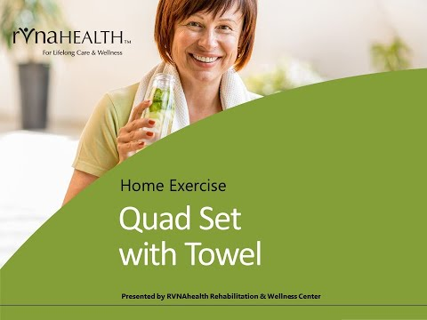 HEP Quad Set with Towel