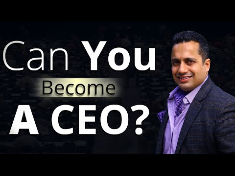 Can You become a CEO, Leadership Video, Best Inspirational Speaker in India Vivek Bindra