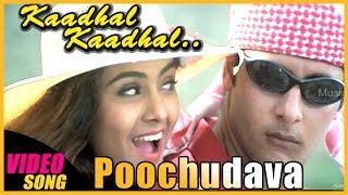 Kaadhal Kaadhal Video Song | Poochudava Tamil Movie Song | Abbas | Simran | Sirpy | Music Master