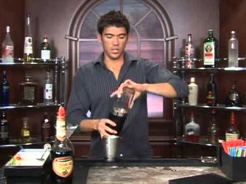 How To Make The Brandy Cassis Mixed Drink