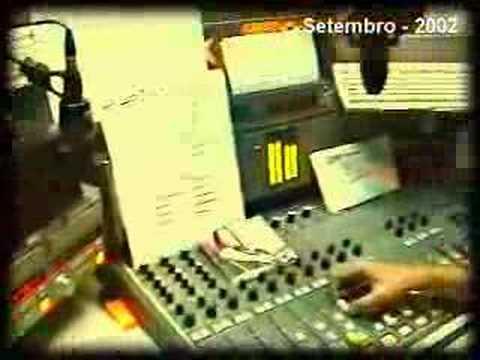 RÁDIO CIDADE FM - LISBOA - CAIO CEZAR NO AR 6 TOP FORTE 18hs
