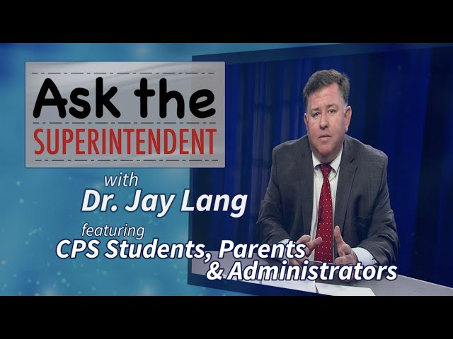Ask the Superintendent Episode 11: Chromebook Rollout – October , 2019