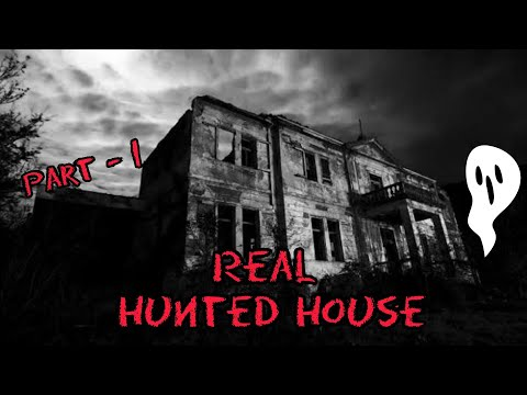 ONE NIGHT IN A REAL HAUNTED HOUSE AT BHUBANESWAR