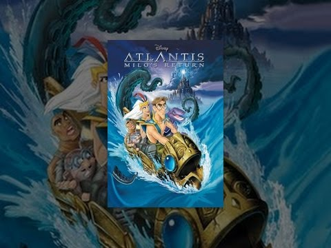 Atlantis: Milo's Return is listed (or ranked) 19 on the list The Best John Mahoney Movies