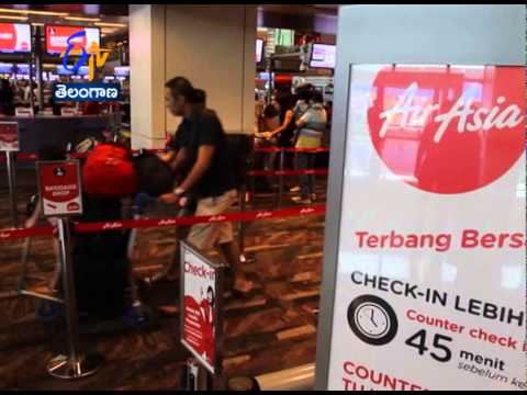 Air Asia Flight 8501: Search Resumes For Missing Passenger Jet