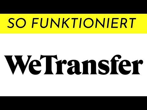 So funktioniert WeTransfer! Große Dateien versenden - Tutorial | Netzpiloten Explain 🔍