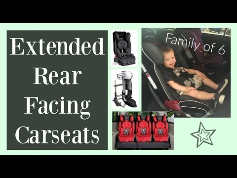 Extended Rear Facing >> Our Carseats Extended Rear Facing Naturallythriftymom