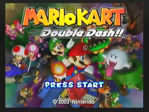 Mario Kart Double Dash King Boo Petey Piranha All Cup Tour