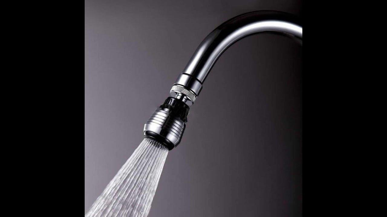 Faucet Water Saving 360 Deg UNBOXING ALIEXPRESS - YouTube