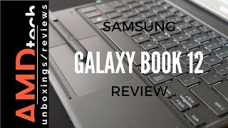 Samsung Galaxy Book Review with LTE: The New Surface Pro 4 Killer?