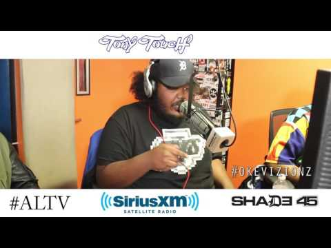 Michael Christmas Freestyle On DJ Tony Touch's