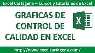 Graficas de Control en Excel - Control de Calidad