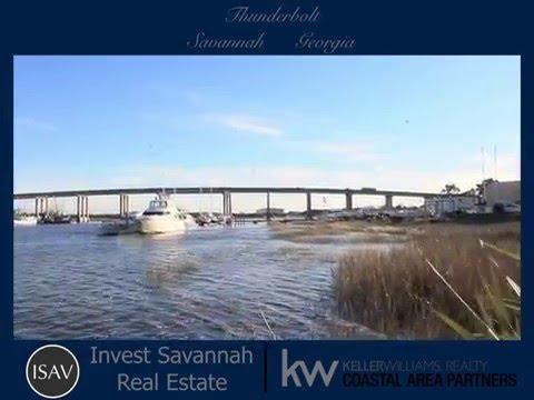 SAVANNAH NEIGHBORHOODS  | Thunderbolt