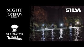 inov-8 NIGHT Gladiator Race Josefov 2017 official