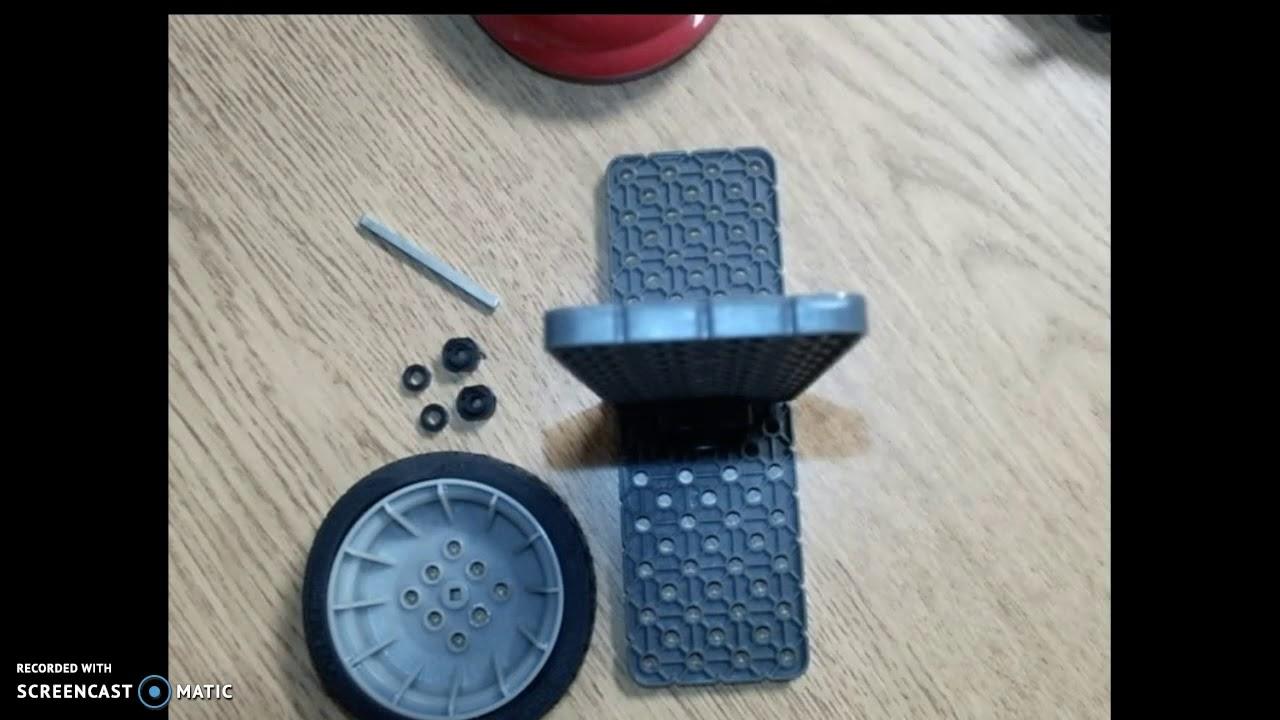 Simple Machines: Wheel and Axle- Doorknob Model - YouTube