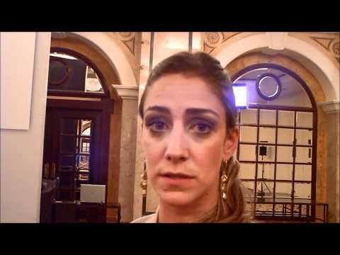Larissa de Moraes, Visual Merchandising, Brand Management Consultant, Brazil, at BIFEX 2012