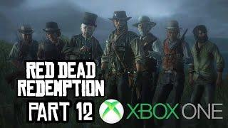 Red Dead Redemption Xbox One Gameplay Walkthrough - FORT MERCER ASSAULT Part 12