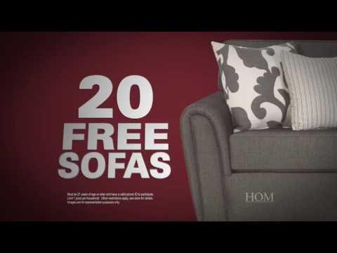 HOM Furniture   Onalaska Grand Opening