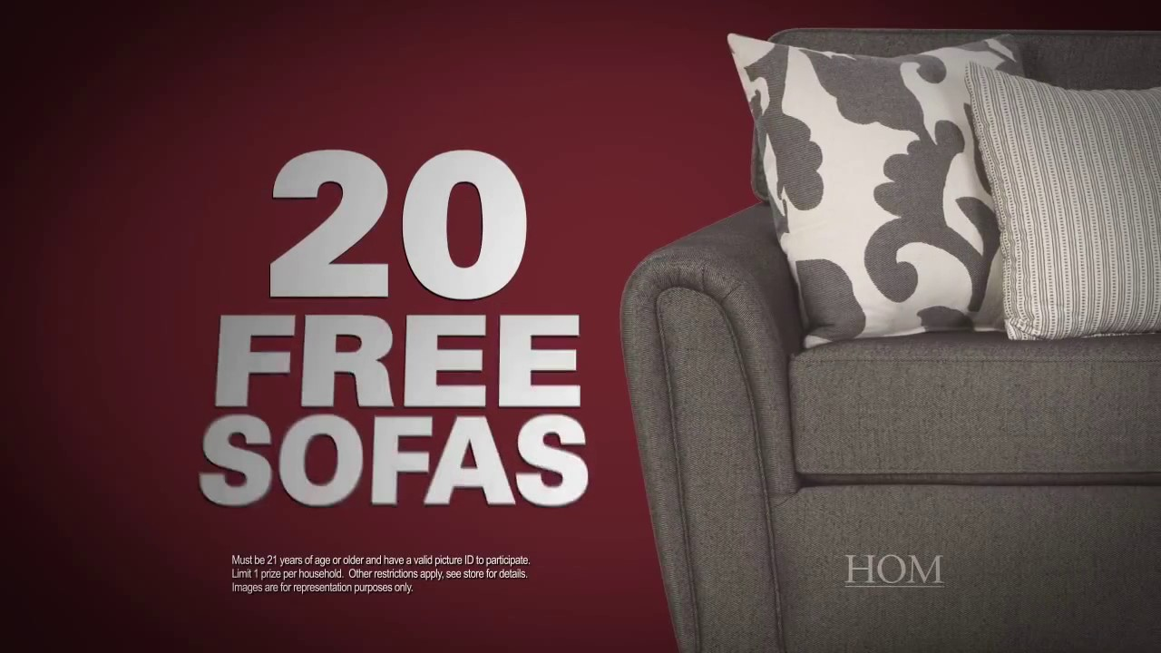 Hom Furniture Onalaska Grand Opening