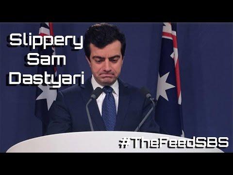 Slippery Sam Dastyari - The Feed