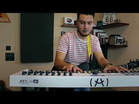 Arturia KeyLab Essential Performance | Adrian Tucker