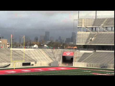 University of Houston Football Stadium