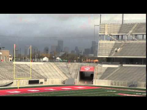 University of Houston Football Stadium