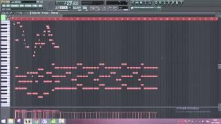 สอนทำคาราโอเกะ-ไสว่าสิบ่ถิ่มกัน [ด้วยโปรแกรม FL-studio] Part 1