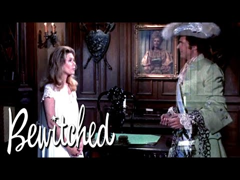 A Ghost Falls In Love With Samantha   Bewitched