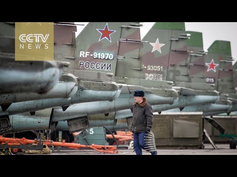 Russia holds military drills in Crimea