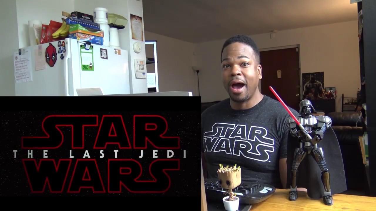 Download Star Wars: The Last Jedi Official Teaser REACTION!!!