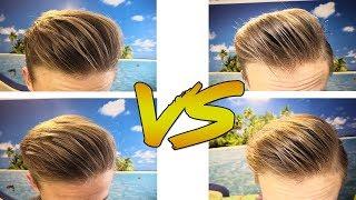 Мужские причёски/2 способа уложить короткие мужские волосы| Объёмная мужская укладка глиной/помадой