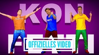 Zipfelbuben  Konfetti (offizielles Video)