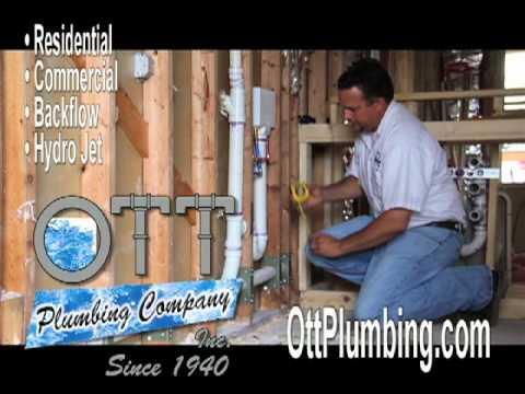 Ott Plumbing Of New Braunfels Texas