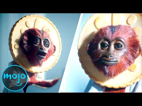 See the Top 10 Weirdest Food Commercials!
