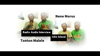 Download lagu Tonton Malele & Nene Morus Radio Interview - Lihir Island (Lihirian Prince) | Talent In Focus