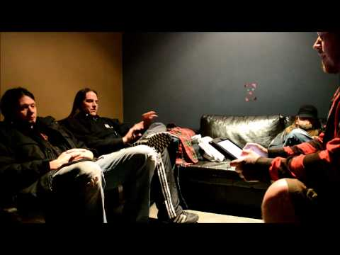 Soil Interview 2014 - Glasgow - Rock n Reel Reviews